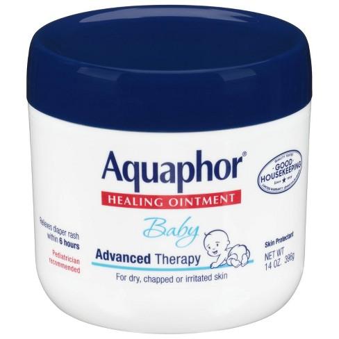 aquaphor for diaper rashes
