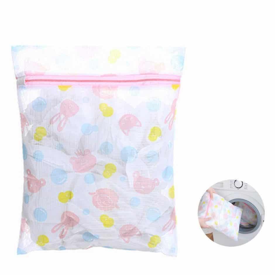 wash baby socks in lingerie bags