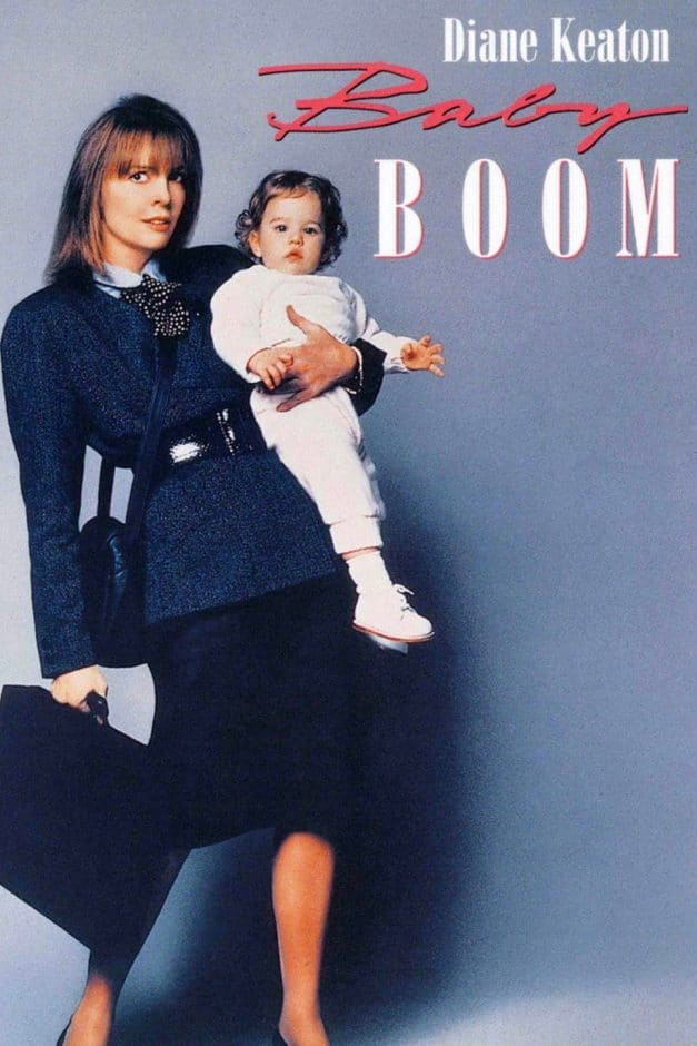 BABY BOOM pregnancy movie