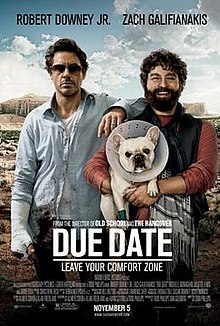 Due Date pregnancy movies
