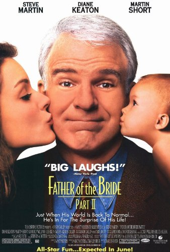 FATHER OF THE BRIDE 2 - pregnancy movies