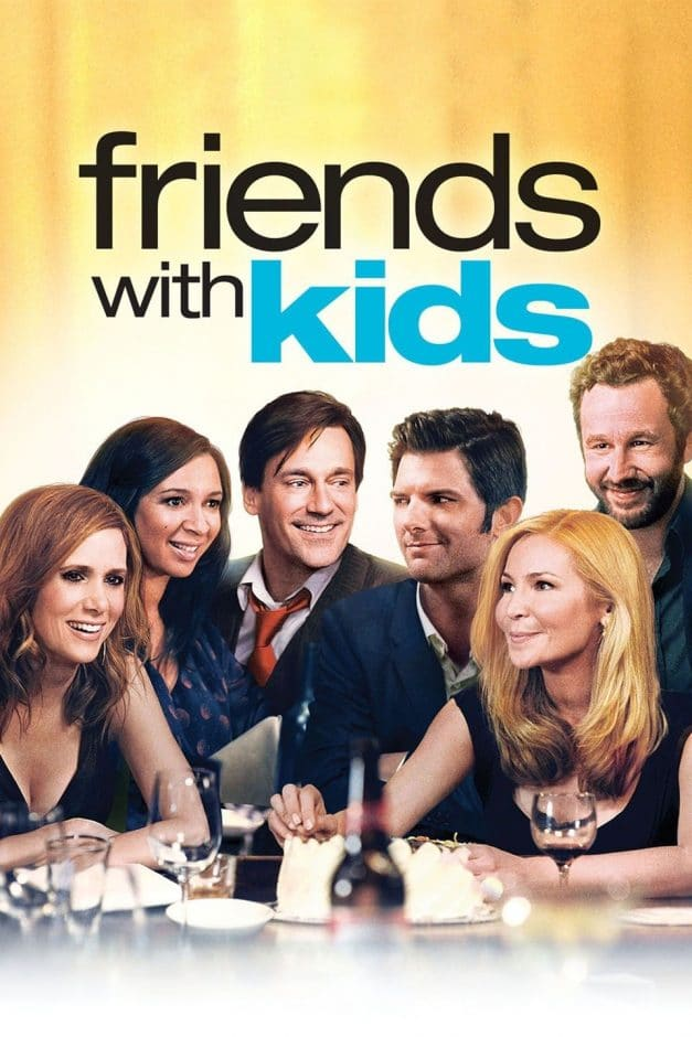 FRIENDS WITH KIDS pregnancy movies