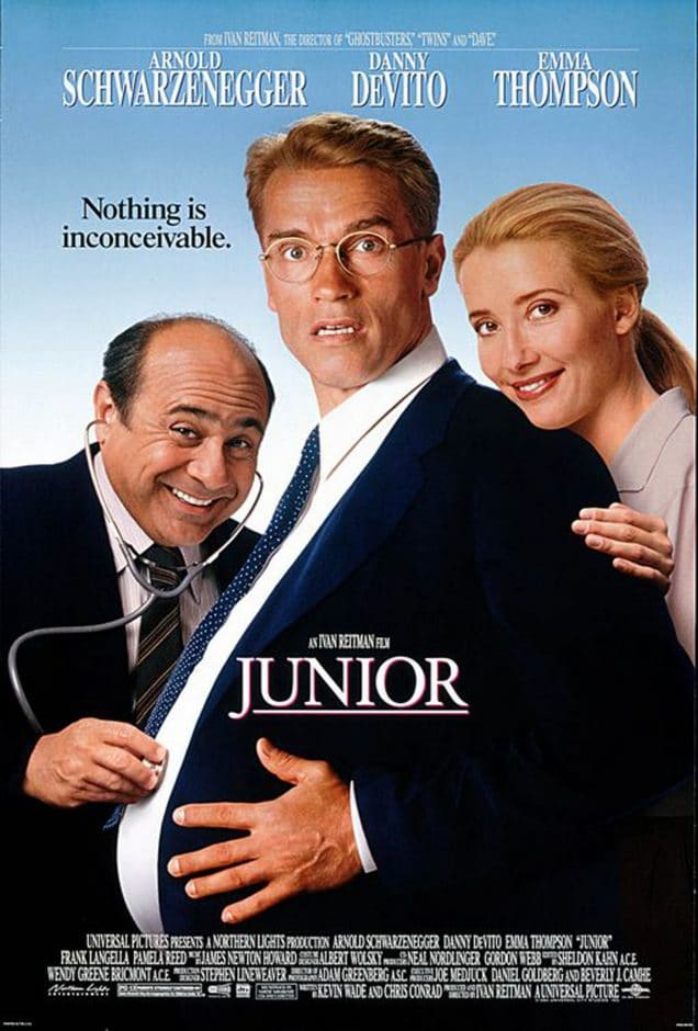 JUNIOR pregnancy movies