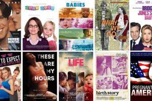 The Best Pregnancy Movies And Documentaries To Watch on Netflix and Amazon. Some are funny, some are awesome, some are educational. If you are pregnant or thinking of getting pregnant, open the popcorn and start watching. Pin it. #pregnant #pregnantmovies