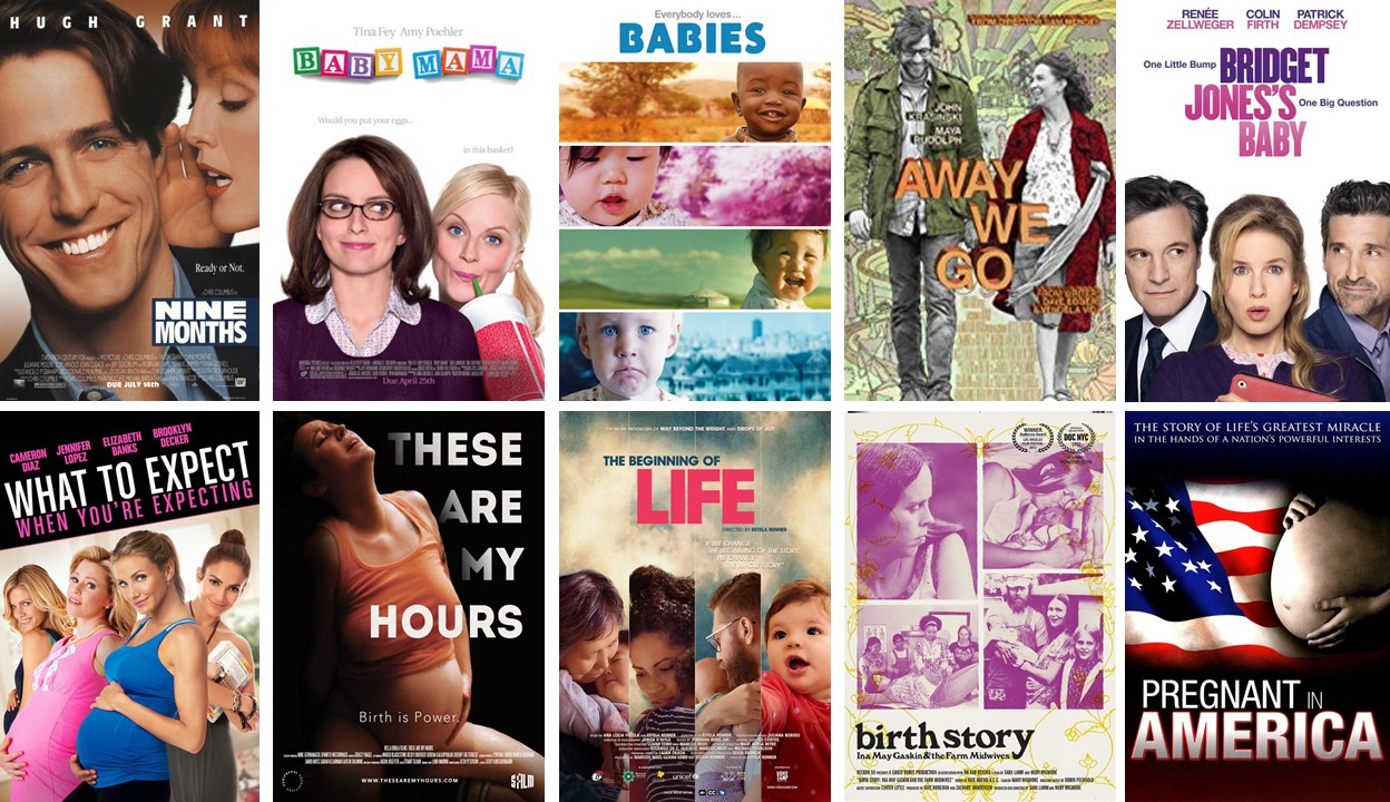The Best Pregnancy Movies And Documentaries - Tulamama