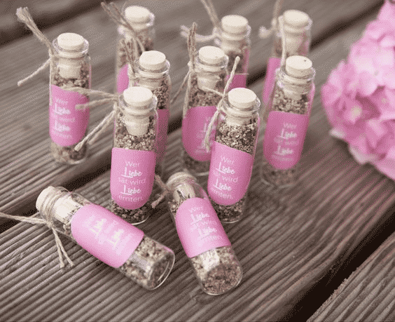 Seasoning cheap baby shower favors