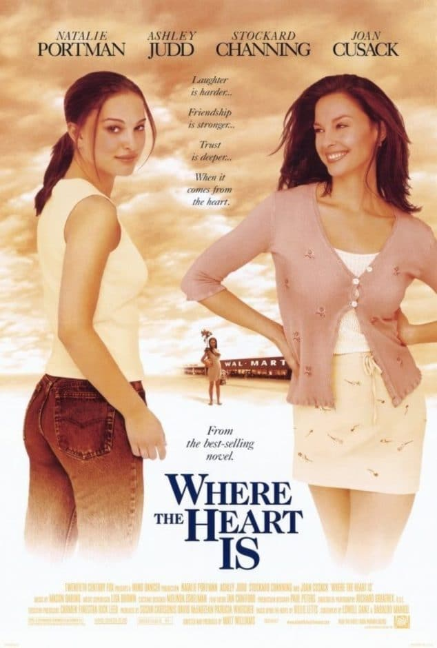 Where the Heart Is pregnancy movies