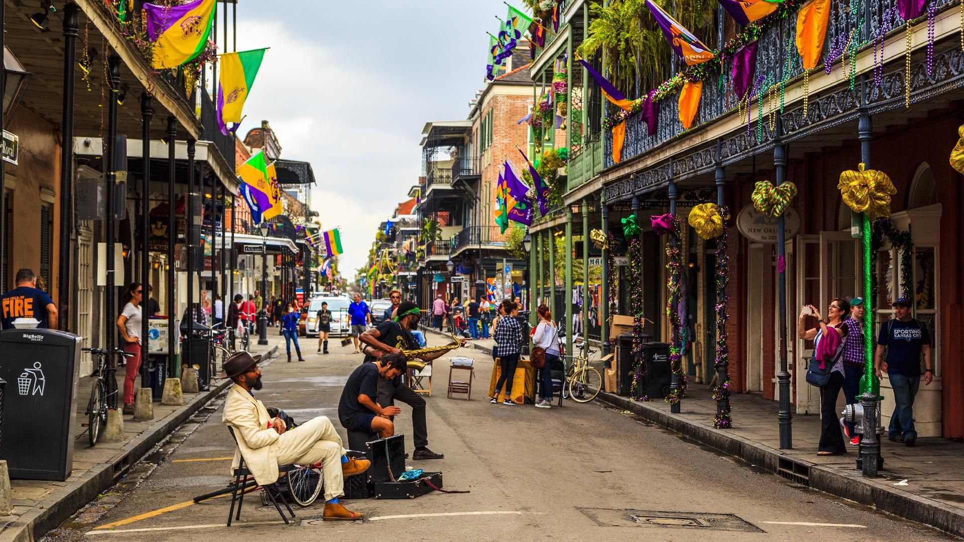 new orleans babymoon ideas