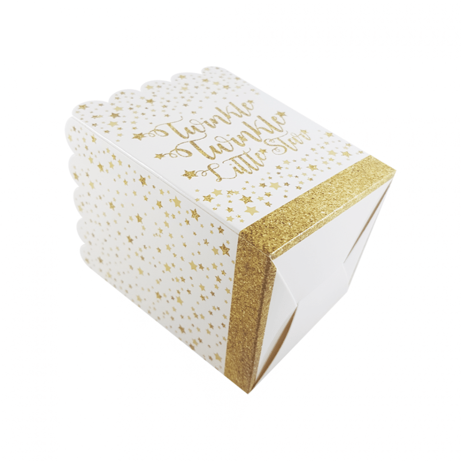 Twinkle twinkle little star favor boxes