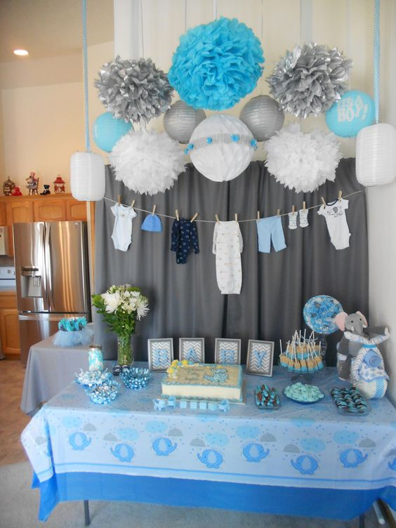 Easy Budget Friendly Baby Shower Ideas For Boys Tulamama
