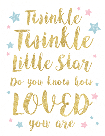 Twinkle Twinkle Little Star baby shower theme