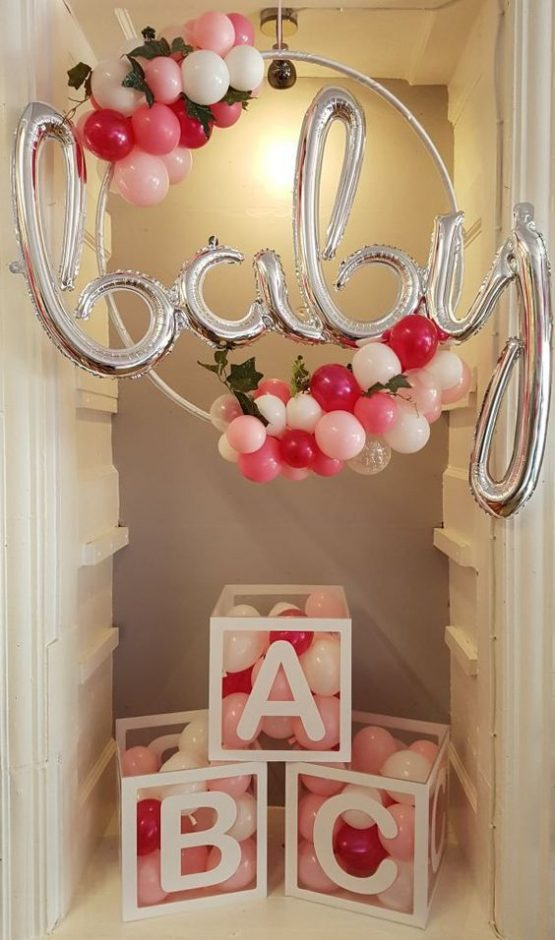 Click to see different themes, decorations, centerpieces, favors, food and more. If you are on a budget, there are lots of great DIY decorations too! Ideas include shabby chic, floral, rustic, boho, pink, purple, vintage, elephants and more. rustic, nautical, prince, sports, vintage and more. Pin it in your baby shower board. #babyshower #babygirl #onabudget