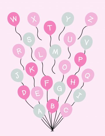 Free Cute And Educational Alphabet Art Printables Tulamama