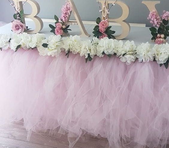 Easy Budget Friendly Baby Shower Ideas For Girls Tulamama