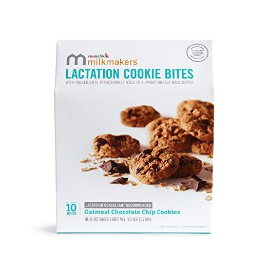 Milkmaker lactation cookies