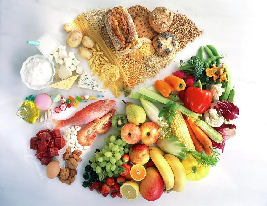 balanced diet for lactation