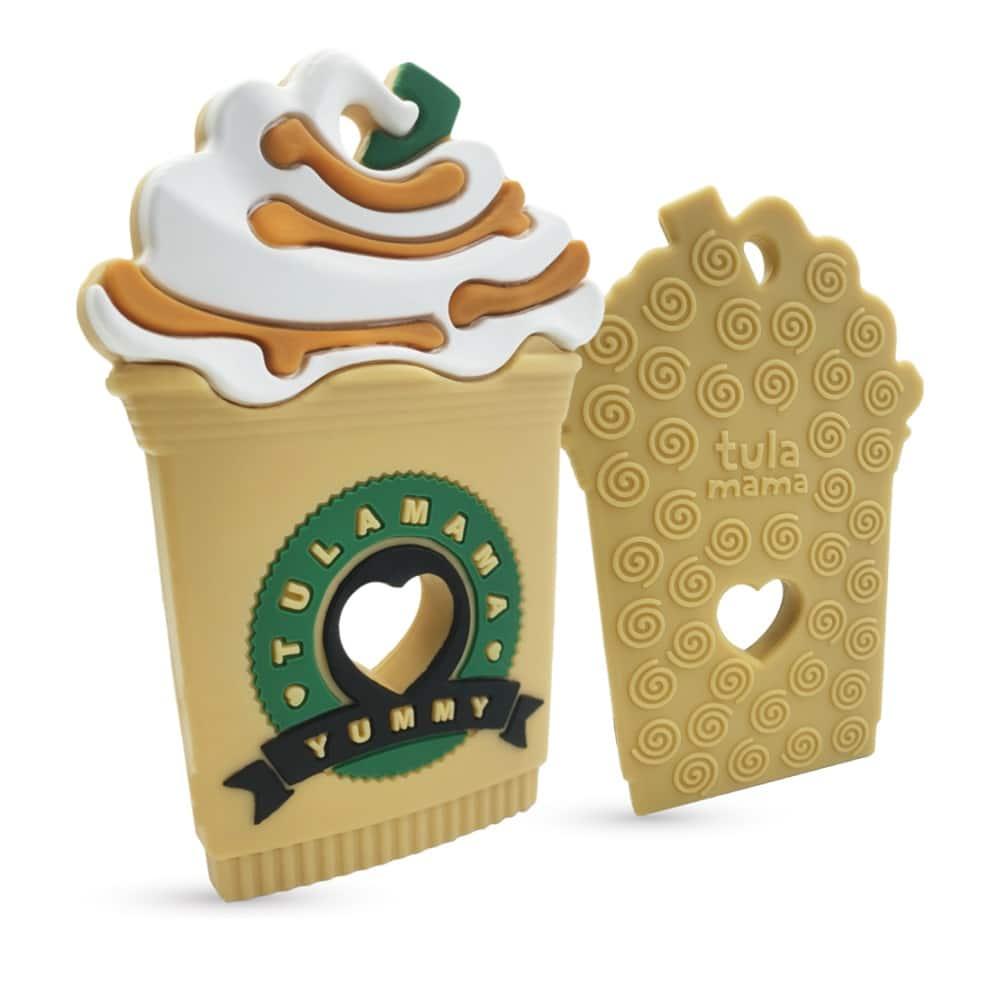 best baby teether starbucks frappe milkshake baby chew toys baby teething toys