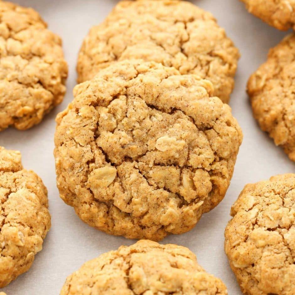 oatmeal cookies to increase breast milk