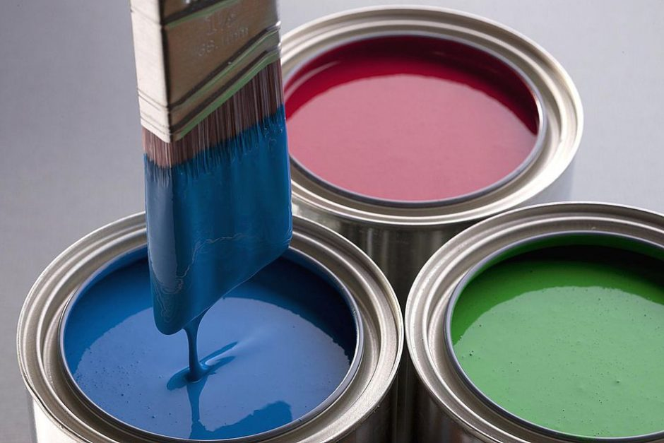 Avoid harmful paints - how to get your house in order with a new baby
