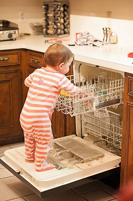 baby proof dishwasher