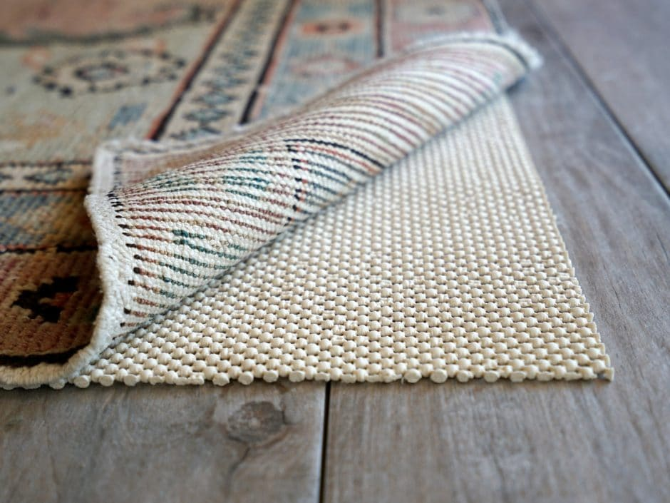 baby proofing rugs and carpets with rug pads