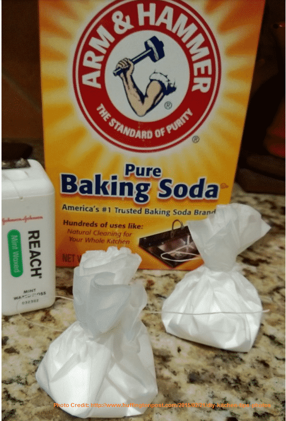 Diaper Pail Deodorizer Ideas - Here are 29+ easy, DIY ideas on how to de-stink your diaper pail, using baking soda, vinegar, essentials oils, coffee grounds, salt, etc. These methods are effective whether you're using disposable diapers or cloth diapers. Pin it. #diaperpail #diapering #motherhood