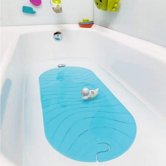non slip tub mat for baby and toddler