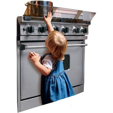 stove guard baby proof your kitchen