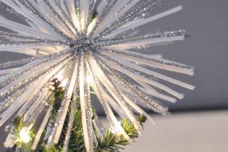 Christmas tree topper easy
