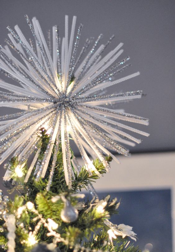 Christmas tree topper easy