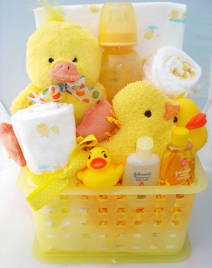 christmas gift baskets for babies