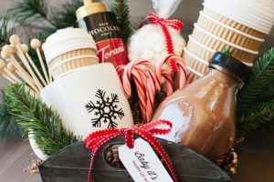 christmas gift baskets for everyone on your list
