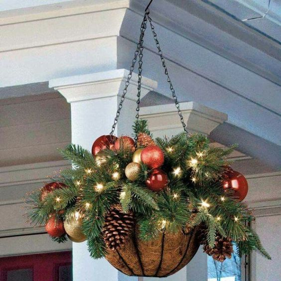 ideas for Outdoor Christmas lights