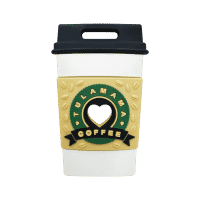 Tulamama silicone coffee teether