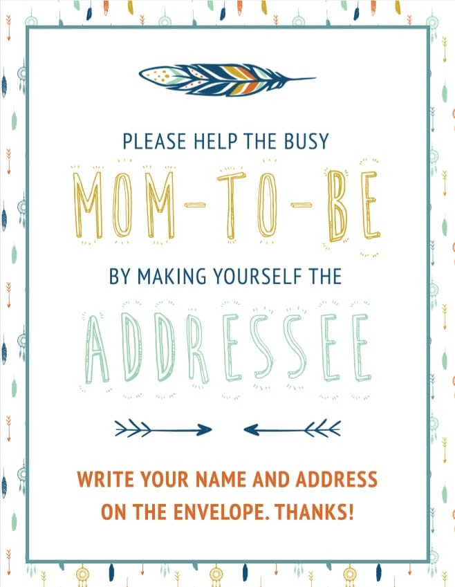 please-help-a-busy-mom-to-be-by-making-yourself-the-addressee-free-printable-boho-aztec-theme-girl-boy