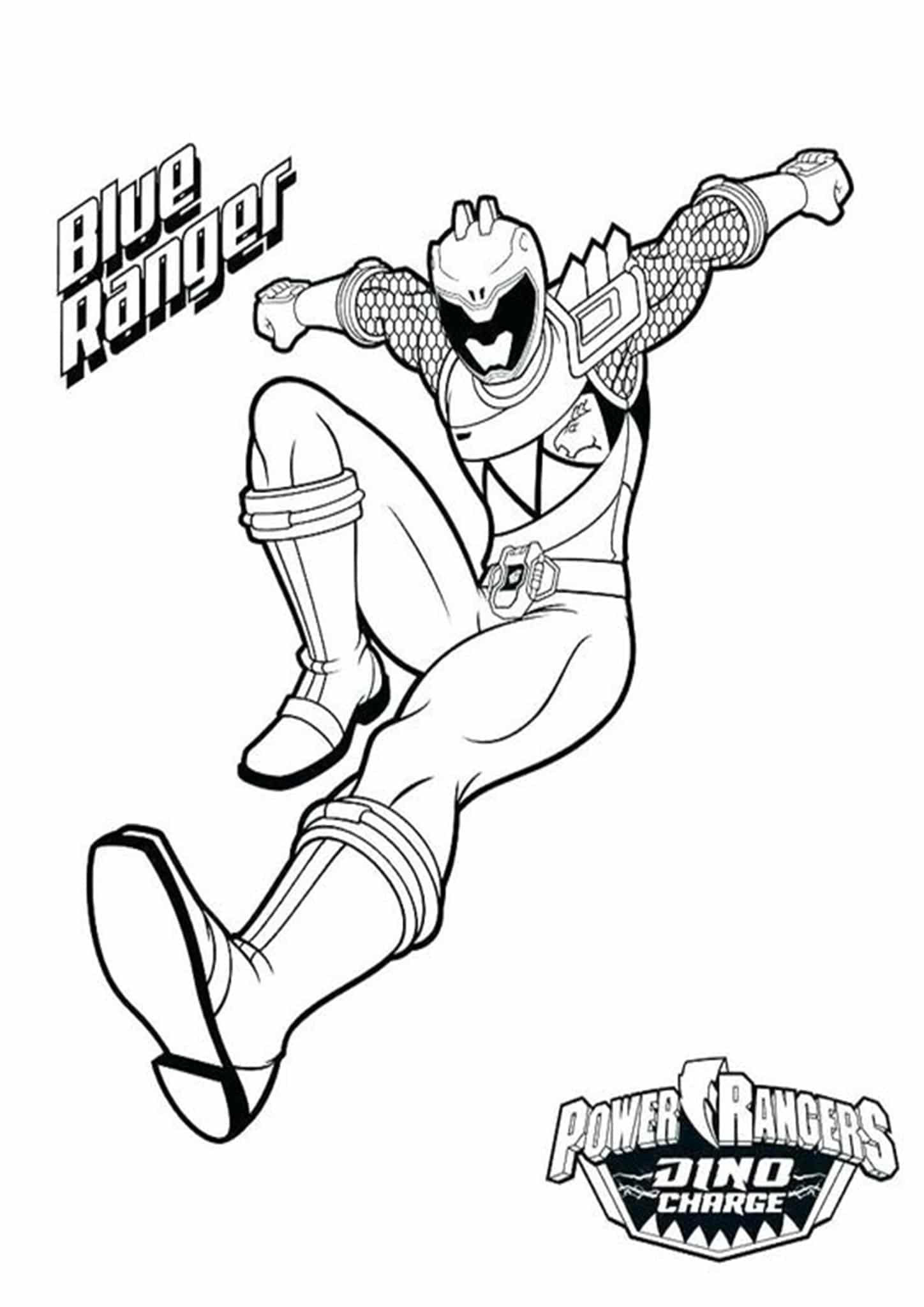 Free Amp Easy To Print Power Rangers Coloring Pages Tulamama