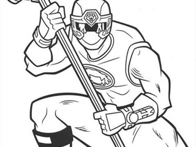 - Free & Easy To Print Power Rangers Coloring Pages - Tulamama