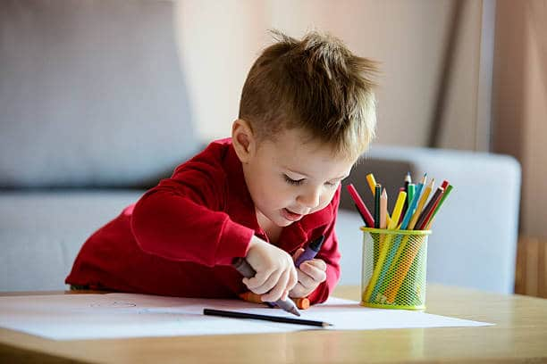 benefits of coloring for children