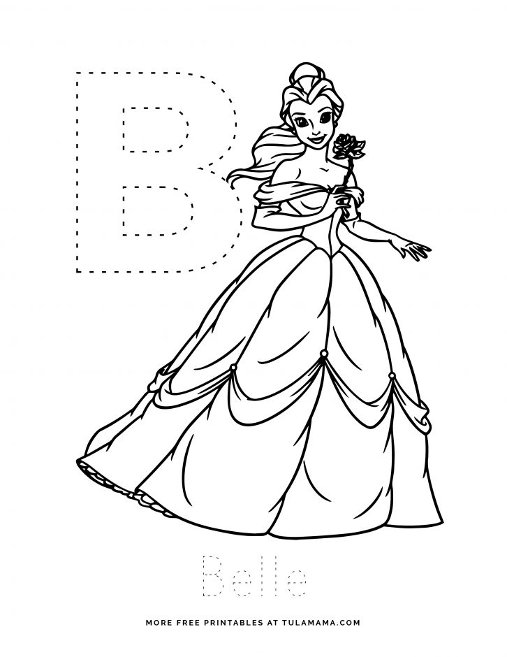 Fun Free Easy To Print Letter B Coloring Pages Tulamama