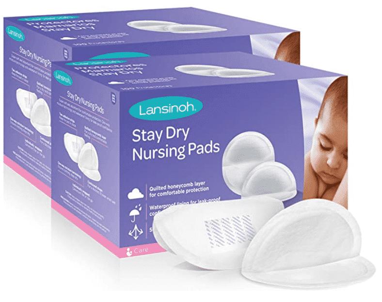 nursing pads postpartum essentials