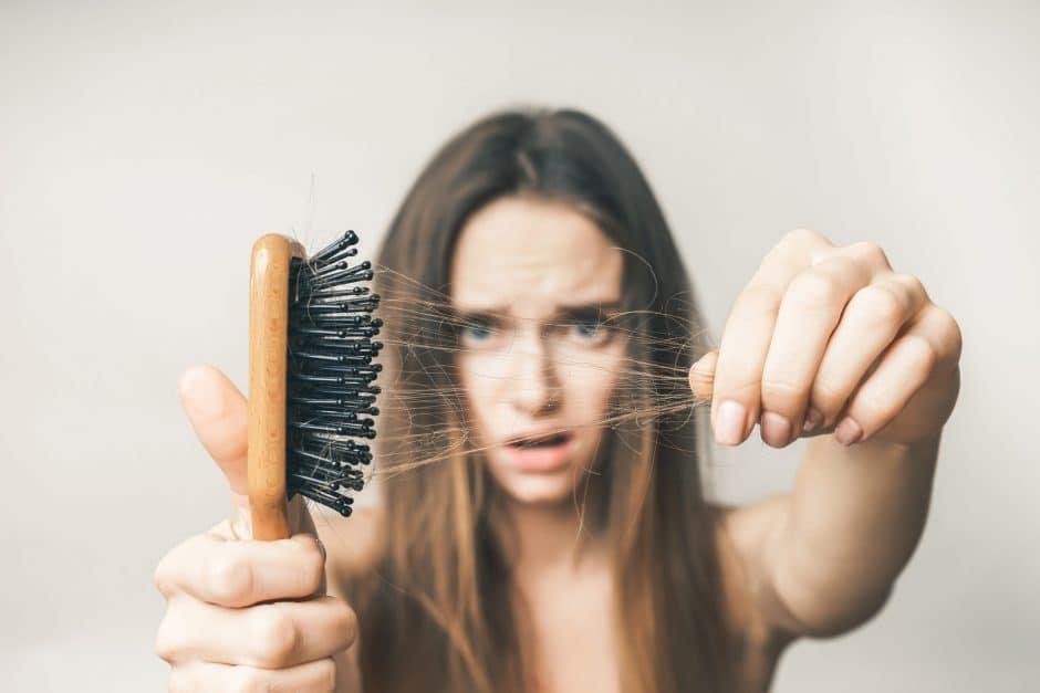postpartum hair loss