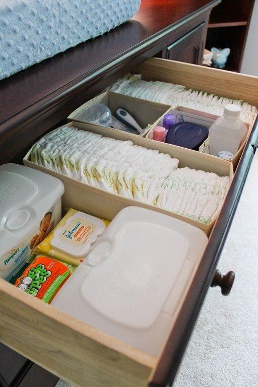 baby changing station essentials