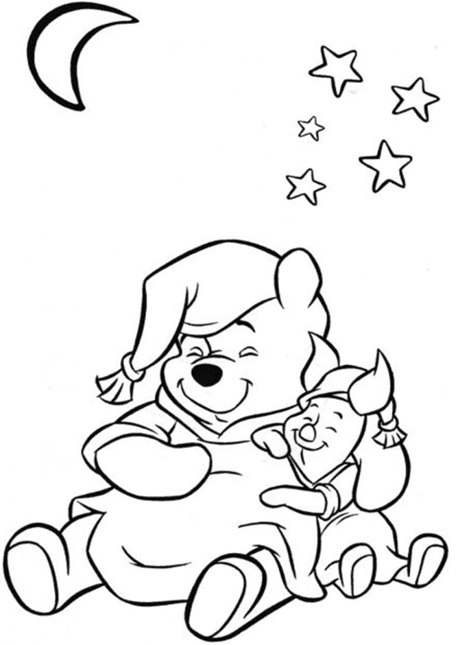 free & easy to print winnie the pooh coloring pages - tulamama