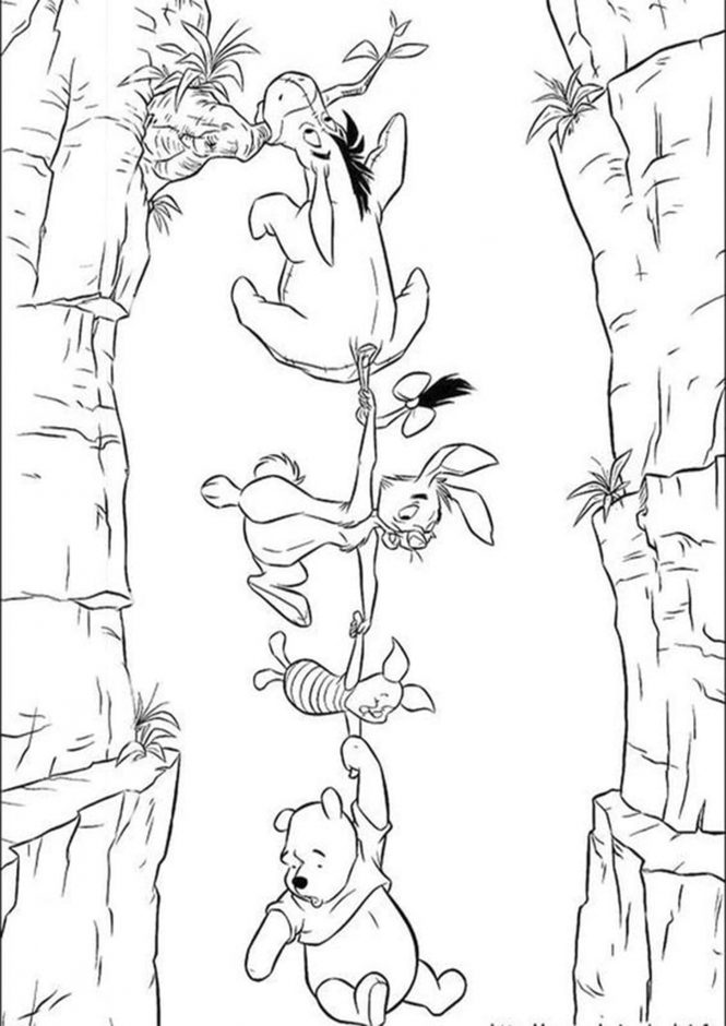 - Free & Easy To Print Winnie The Pooh Coloring Pages - Tulamama