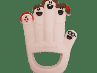 Brown Finger Family