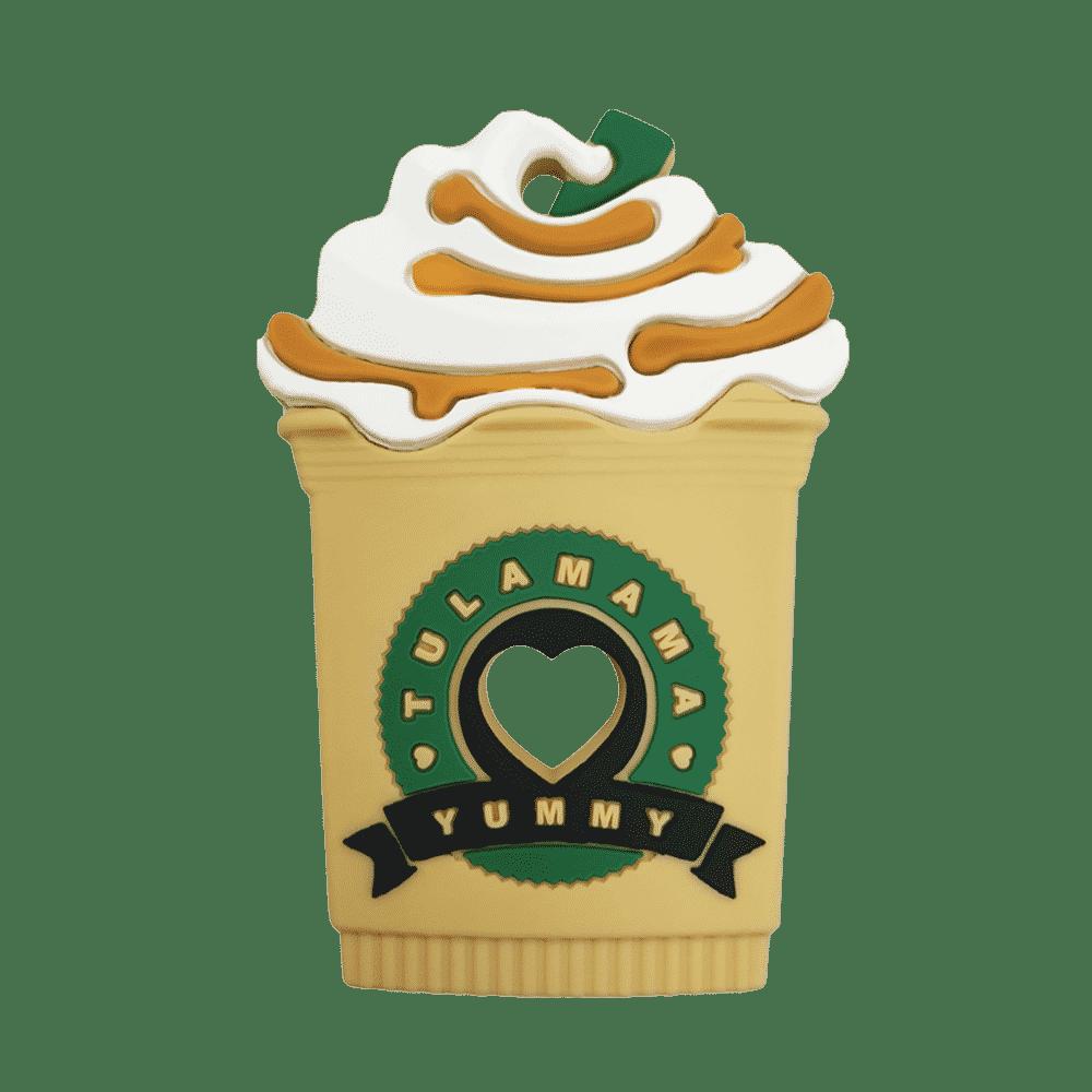 Starbucks frappe chocolate milkshake silicone best baby teether