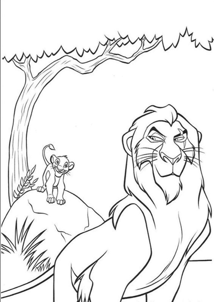 Fun lion king coloring pages for your little one. They are free and easy to print. The collection is varied with different skill levels and...