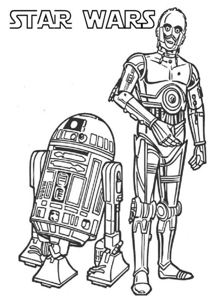 Free & Easy To Print Robot Coloring Pages - Tulamama