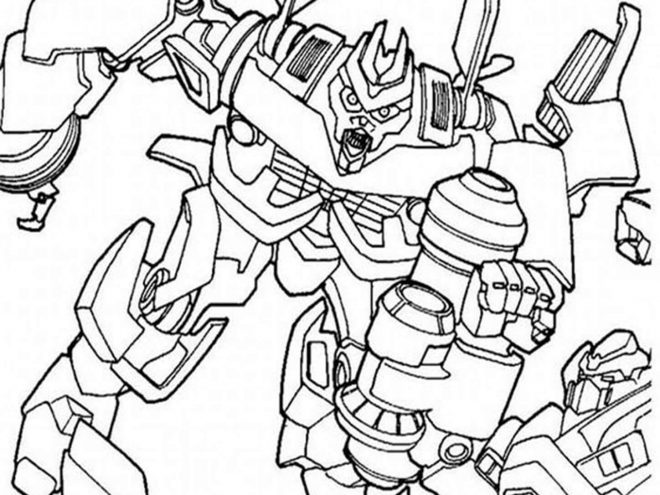 - Free & Easy To Print Transformers Coloring Pages - Tulamama