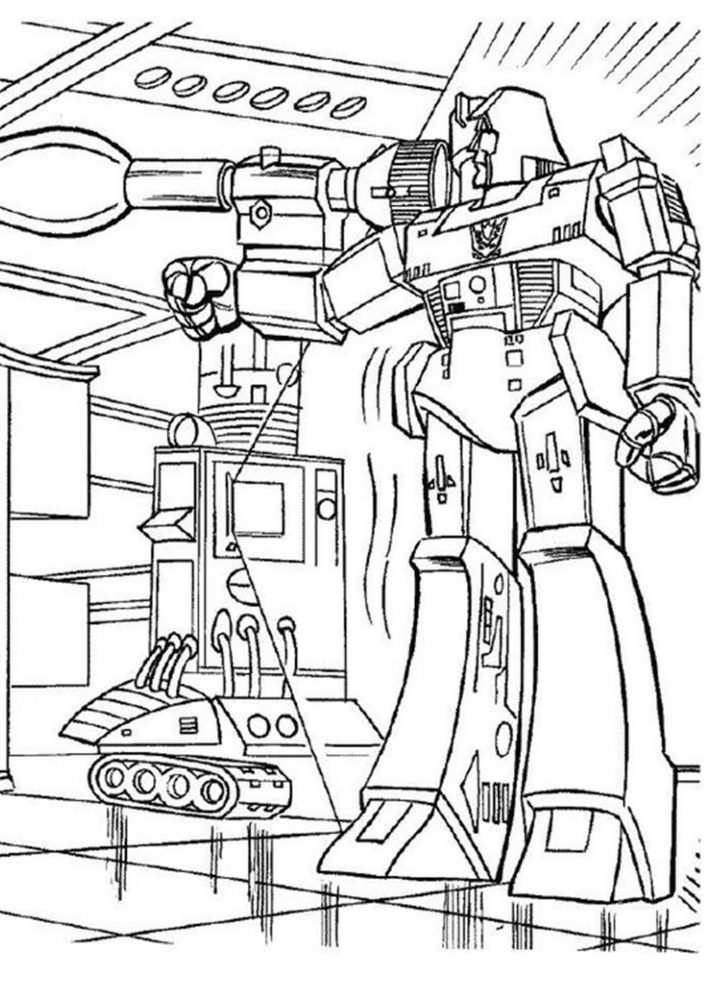 Fun Transformers coloring pages for your little one. They are free and easy to print. The collection is varied with different skill levels